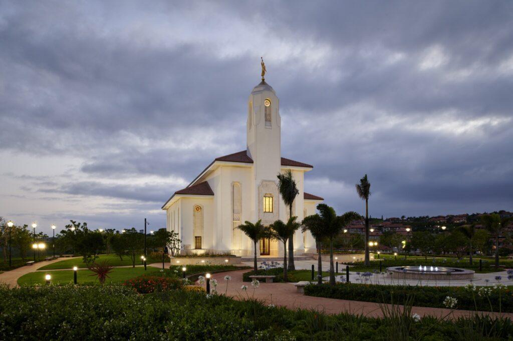 El Templo de Durban, Sudáfrica.