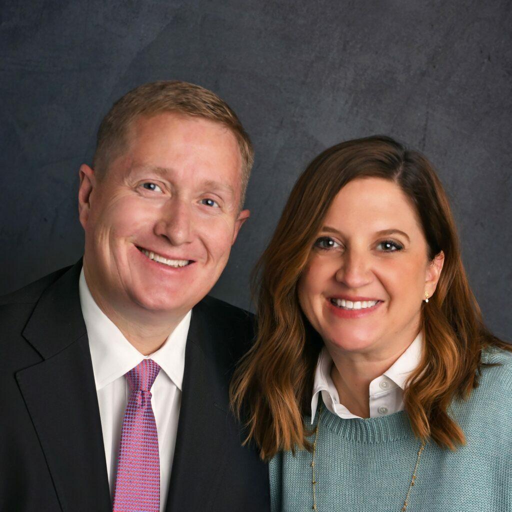Brett A. y Erin Blake