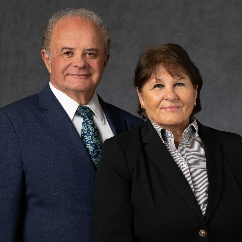 Jean-Luc L. y Beatrice Magré
