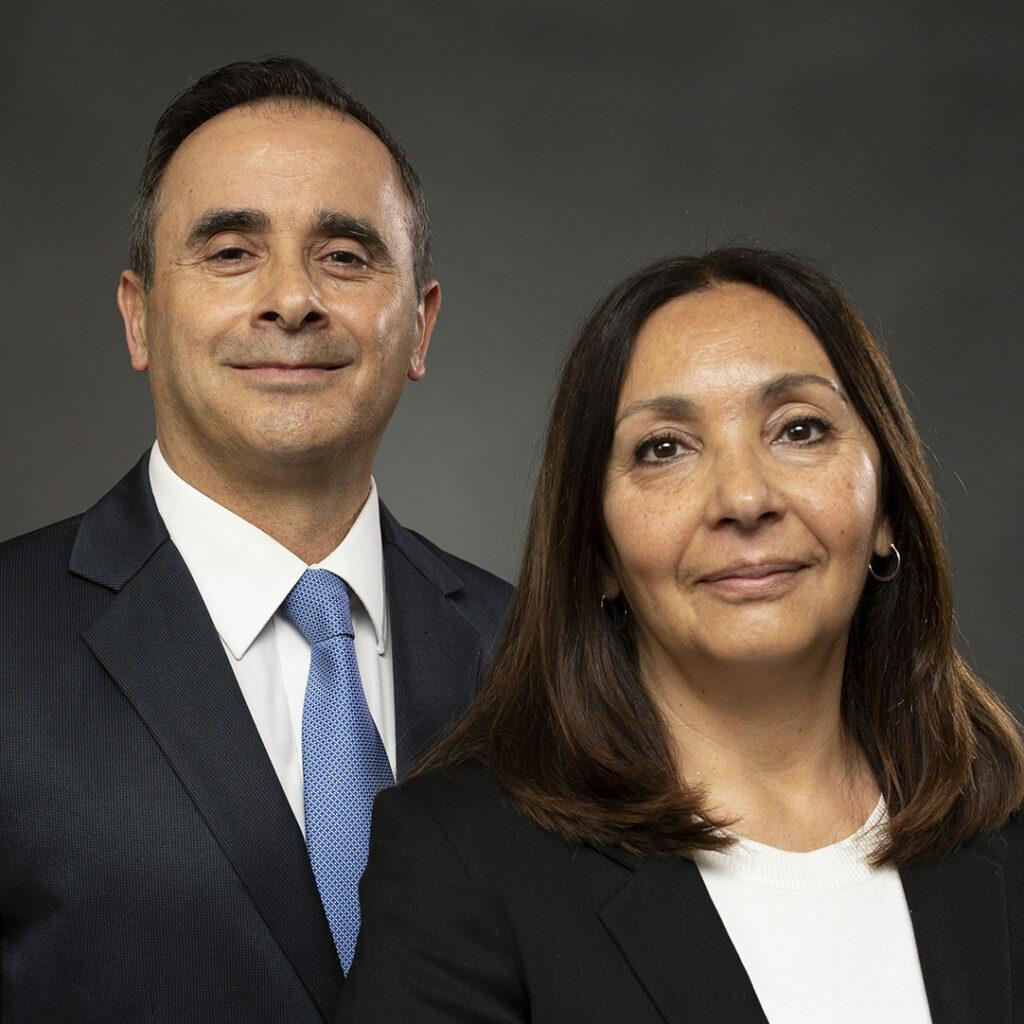Arturo D. y Gabriela Palmieri