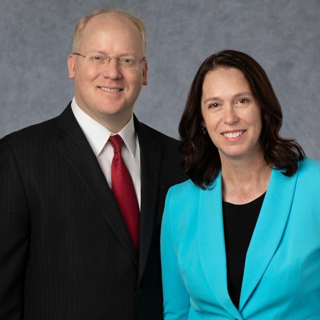 Edward S. y Lara B. Watson
