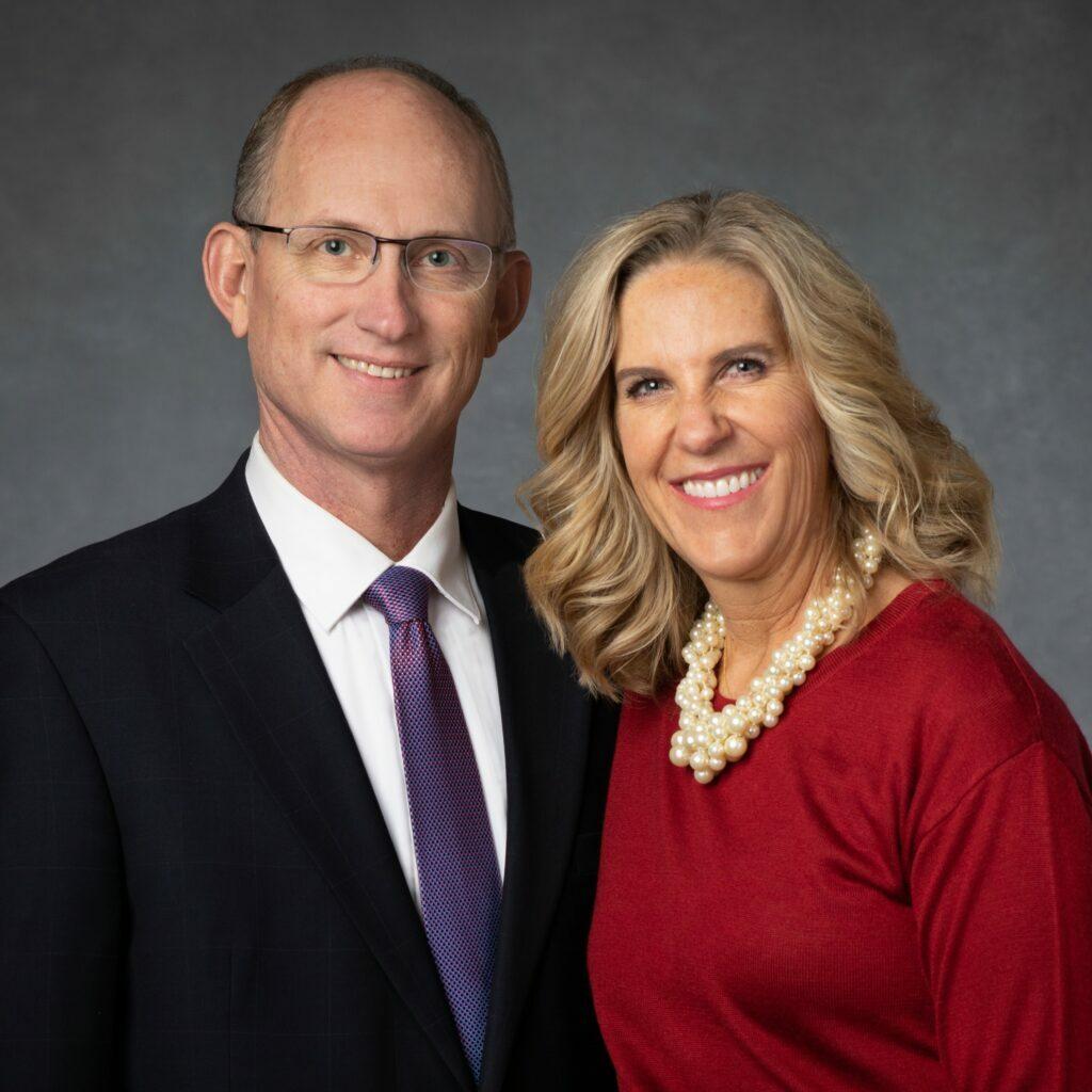 Duane E. y Kristi Farley