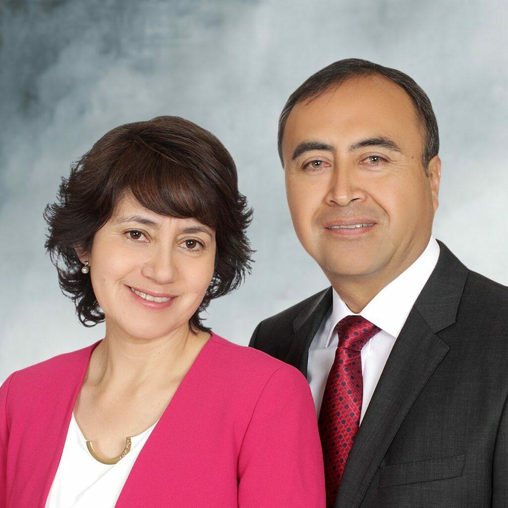 Julia G. y Tomás García