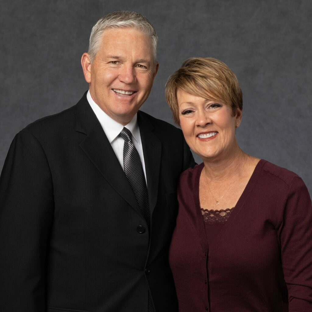 Gary y Kathy Hensley