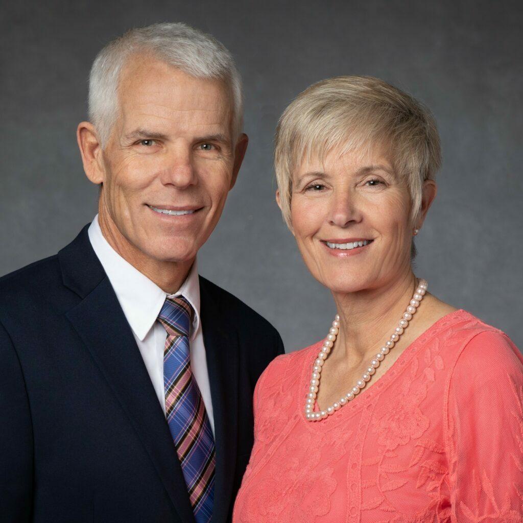 Donald L. y Sandra Tucker