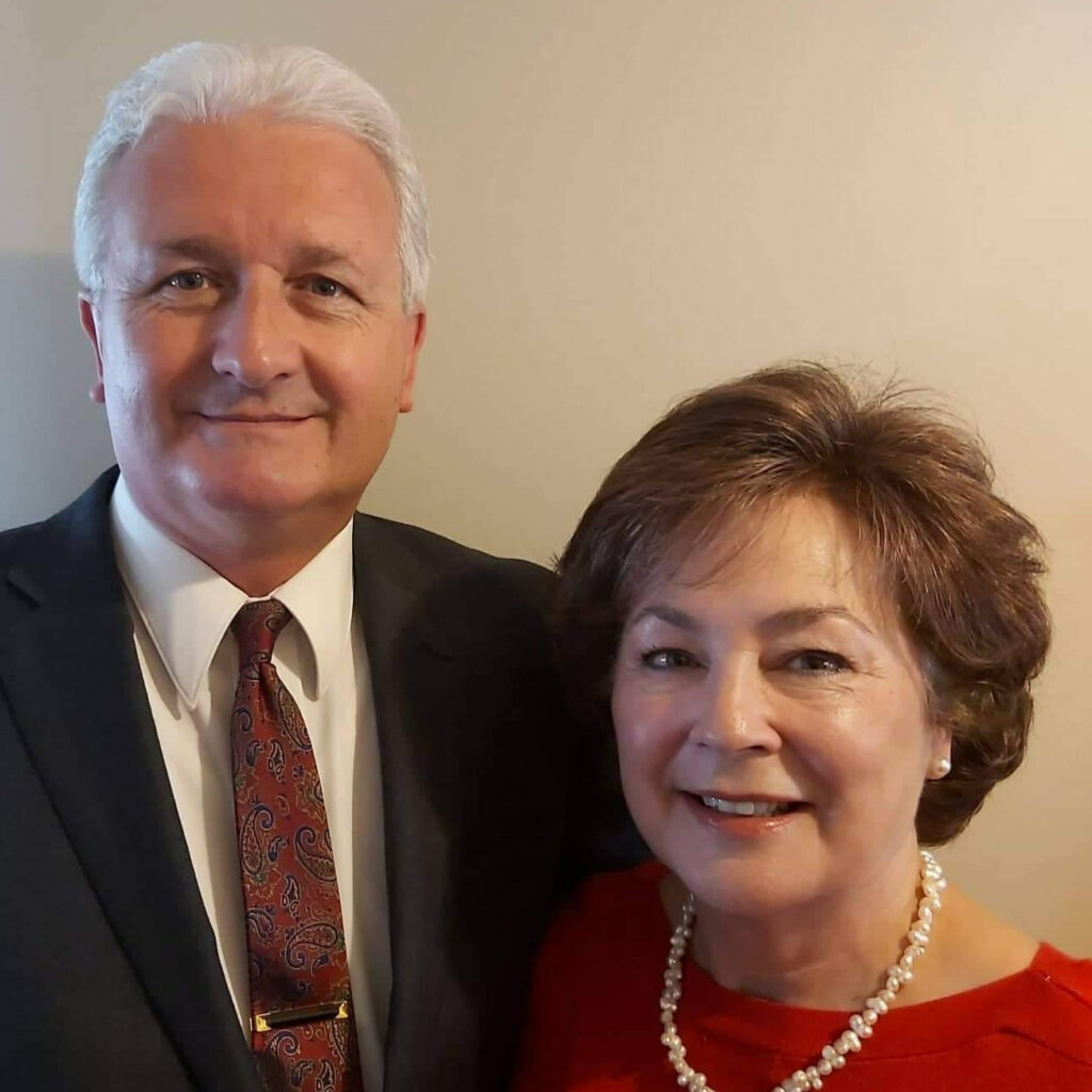 Garrick W. y Susan K. Parr