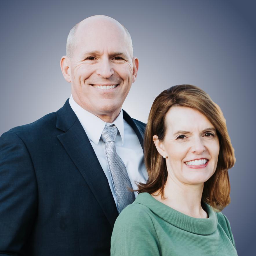 Bret D. y Angela Weekes