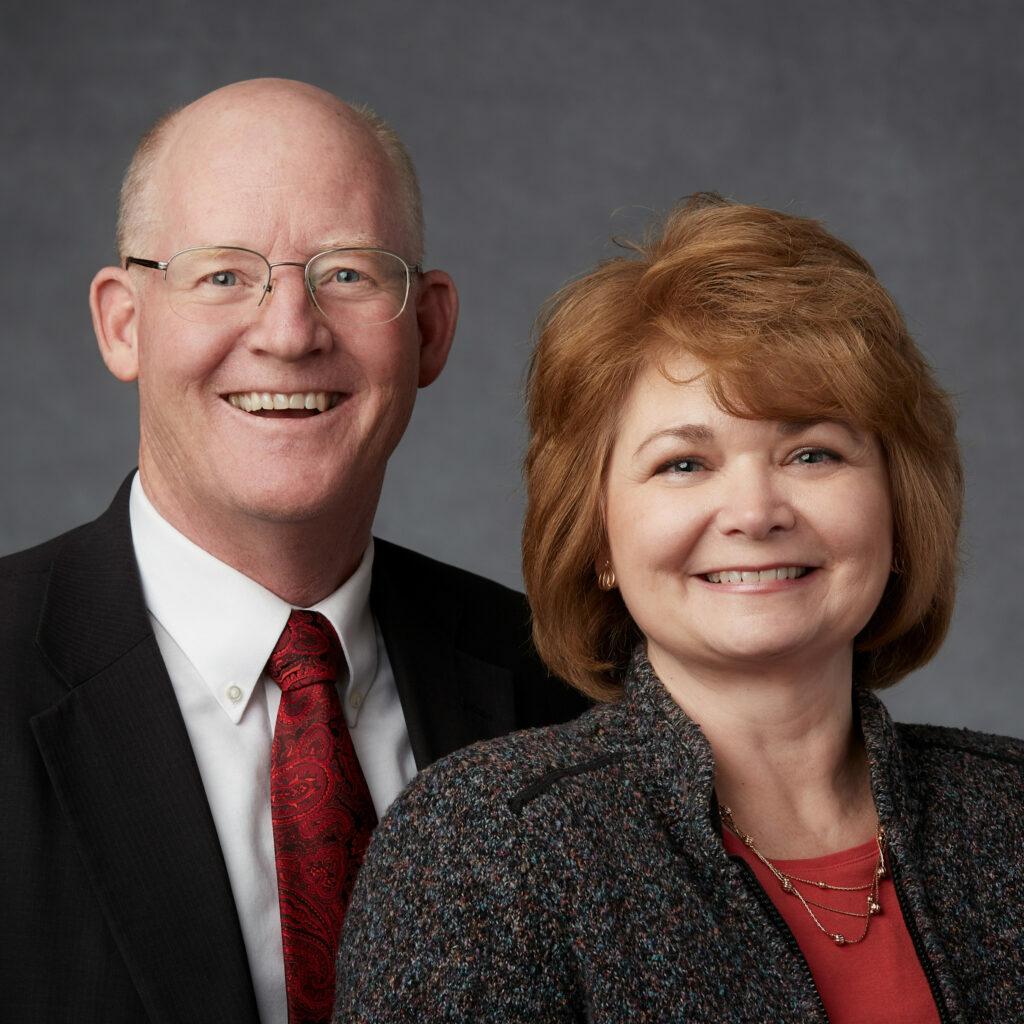Roy B. y Jeanna Hayward Huff
