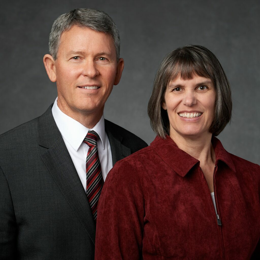Kevin J. y Linda Westover